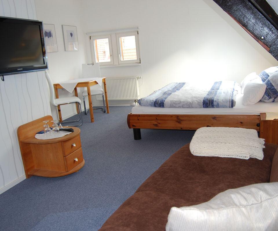 Gästezimmer im Kronenhof Gau-Algesheim