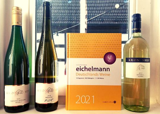 Kronenhof Riesling Eichelmann